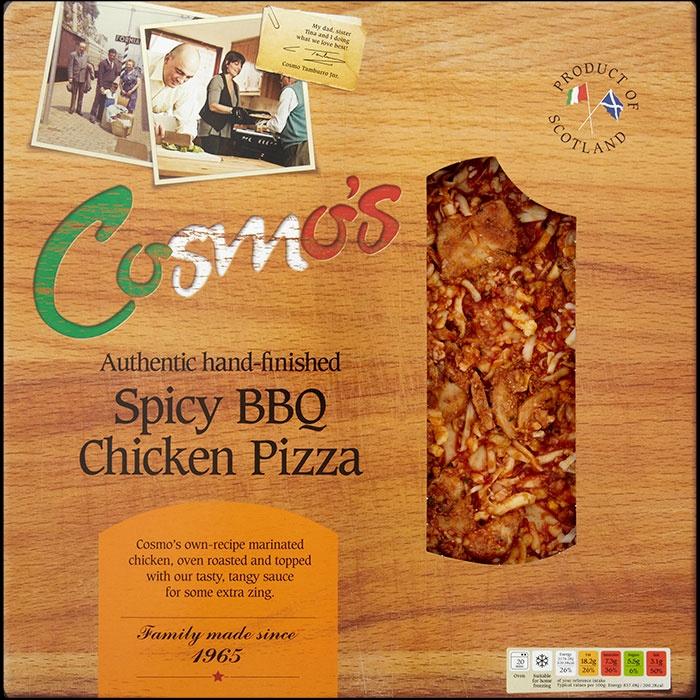 Pizza reviews thread Pizza-bbqchicken